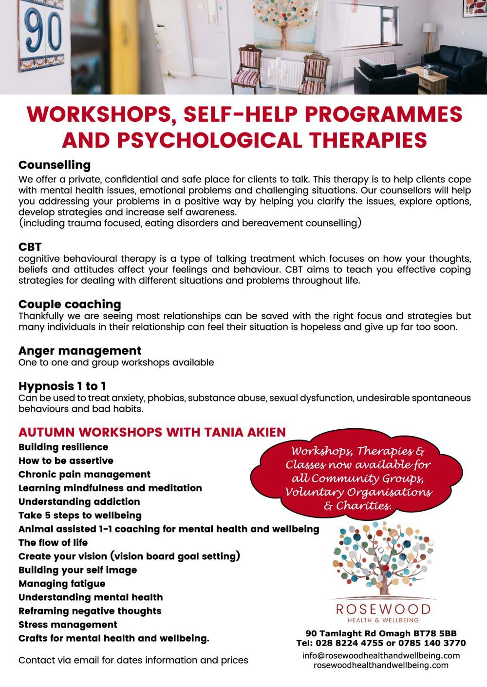Self-Help-Workshop